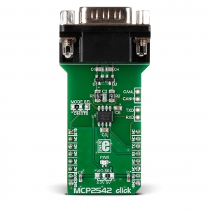 MCP2542 click - CAN FD transiiver