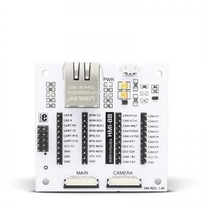 mikromedia HMI Breakout - Ethernet adapterplaat HMI displeidele