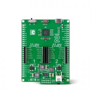 Clicker 2 for Kinetis - stardiplatvorm ARM Cortex-M4 mikrokontrolleriga