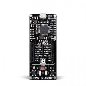 Kinetis Clicker - stardiplatvorm ARM Cortex-M4 mikrokontrolleriga