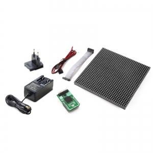 NeoPixel 32x32 RGB LED maatriks paneeli komplekt