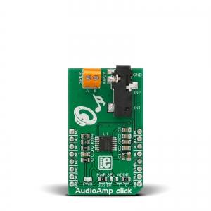 AudioAmp click - LM48100 1.3W audio võimendi moodul