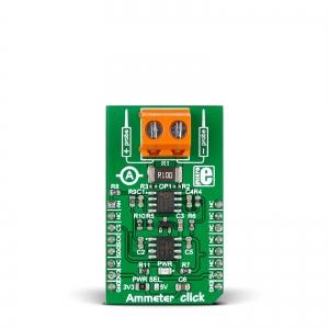 Ammeter click - ampermeetri moodul