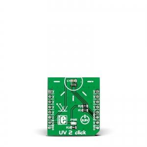 UV2 click - VEML6075 ultraviolett valgusanduri moodul