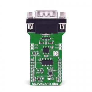MCP2517FD click - CAN FD kontroller