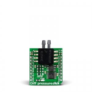 Diff pressure click - MPXV5010DP rõhuanduri moodul