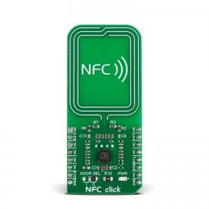 NFC click - PN7120 13.56MHz NFC moodul
