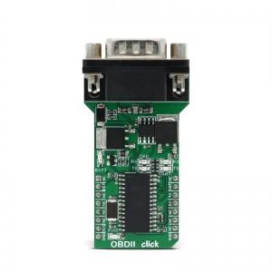 OBDII click - STN1110  OBD/UART adapter