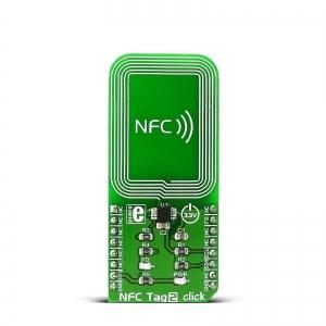 NFC Tag 2 click - NT3H1101 13.56MHz NFC moodul
