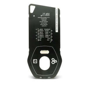 HexiWear patareitoite adapter