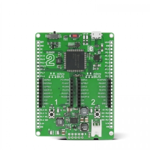 Clicker 2 for MSP432 - stardiplatvorm ARM Cortex-M4 mikrokontrolleriga
