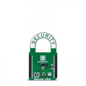 Secure click - ATECC508A krüptoprotsessori moodul