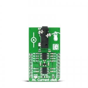 AC Current click - vahelduvvoolu ampermeetri moodul