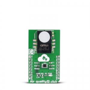 Air quality 2 click - iAQ-CORE õhukvaliteedi anduri moodul