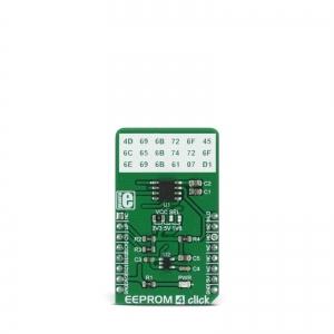 EEPROM 4 click - 2Mb EEPROM mälumoodul