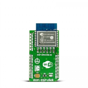WiFi ESP click - ESP-WROOM-02  WiFi moodul