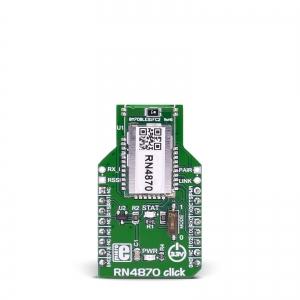 RN4870 Click - Bluetooth LE 4.2 moodul
