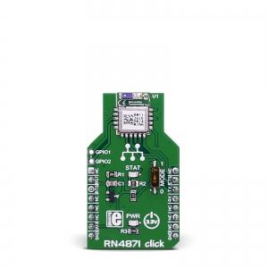 RN4871 Click - Bluetooth LE 4.2 moodul