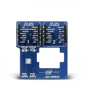 Intel Joule click SHIELD - adapter 2 click moodulile