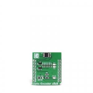 Opto Encoder click - optiline loendur anduri moodul