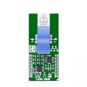 LEM click - LTS6-NP vooluanduriga ampermeetri moodul