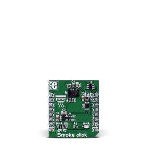 Smoke click - MAX30105 suitsuanduri moodul