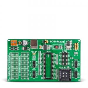 8051-Ready - stardiplatvorm 8051 mikrokontrolleritele