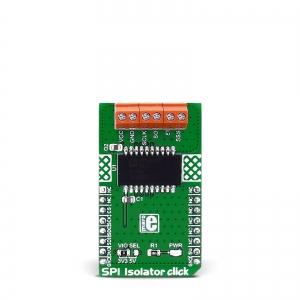 SPI Isolator click - ADuM4154  SPI isolaator