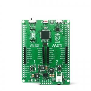 Clicker 2 for PIC18FK - stardiplatvorm 8-bit PIC18FK mikrokontrolleriga