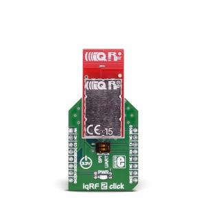 iqRF 2 Click - DCTR-72DAT  868/916MHz transiiveri moodul