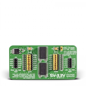 5V-3.3V Voltage Translator - nivookonverteri moodul