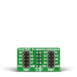 EasyTEST adapterplaat ICD10 laiendamiseks