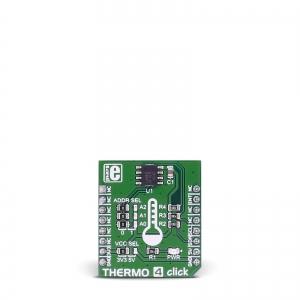 THERMO 4 click - LM75A temperatuurianduri moodul