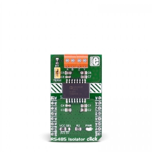 RS485 Isolator click - ADM2682E  RS485 isolaator