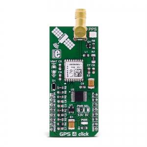 GPS 4 click - L70 GPS moodul