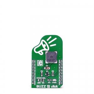 BUZZ 2 click - elektromagneetilise summeriga moodul