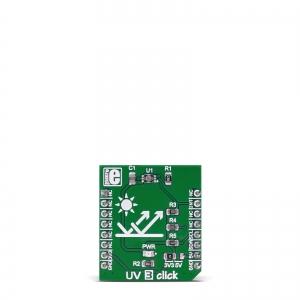 UV 3 click - VEML6070 ultraviolett valgusanduri moodul