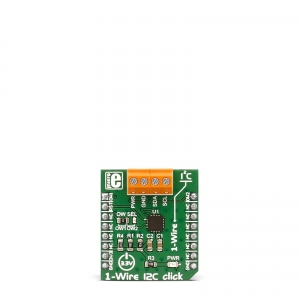 1-Wire I2C Click - DS28E17 jadaliidese adapter
