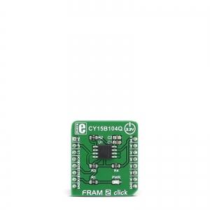 FRAM 2 click - 4Mb FRAM mälumoodul