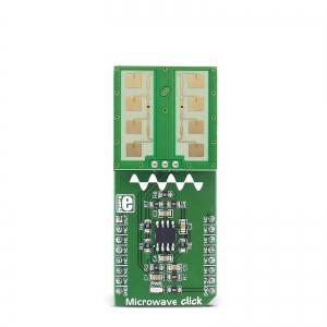Microwave click - 24GHz mikrolaine liikumisanduri moodul
