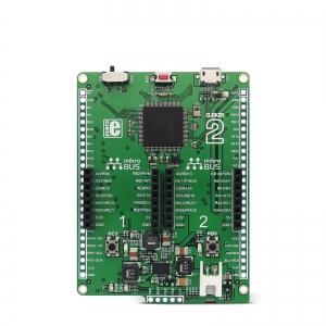Clicker 2 for PIC32MZ - stardiplatvorm 32-bit PIC32MZ mikrokontrolleriga