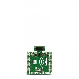 Proximity 3 click - VCNL4200 optiline kaugus ja valgusanduri moodul