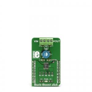 Buck-Boost click - LTC3129-1 200mA toitekonverteri moodul