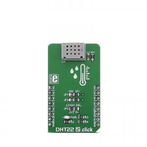 DHT22 2 click - õhuniiskuse ja temperatuurianduri moodul