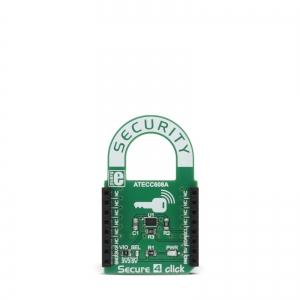 Secure 4 click - ATECC608A krüptoprotsessori moodul