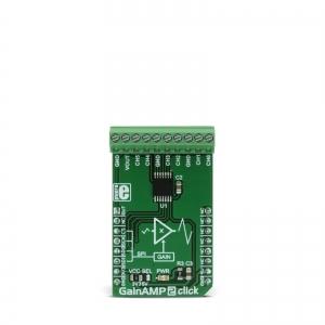 GainAMP 2 click - programmeeritava võimendusega võimendi moodul