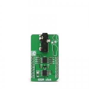 GSR click - naha elektrodermilise aktiivsuse mõõtemoodul