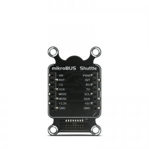 mikroBUS Shuttle - laiendusmoodul
