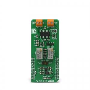 V To Hz click - pinge/sagedus muunduri moodul