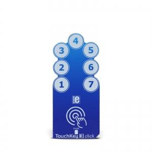 TouchKey 3 click - 7 puutelüliti moodul